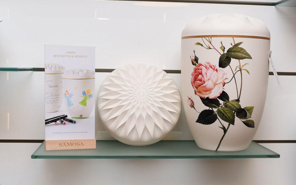Samosa - Design-Urnen